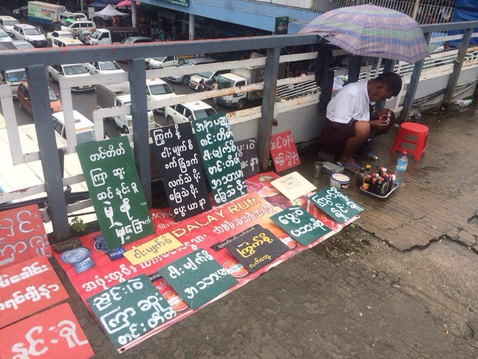 Мьянма обыкновенная