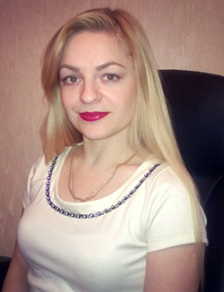 """Юлия Лузан, директор студии детского развития """"Пчёлка""""."""