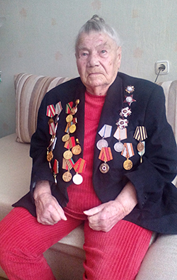 Татьяна Никитична Барбылева