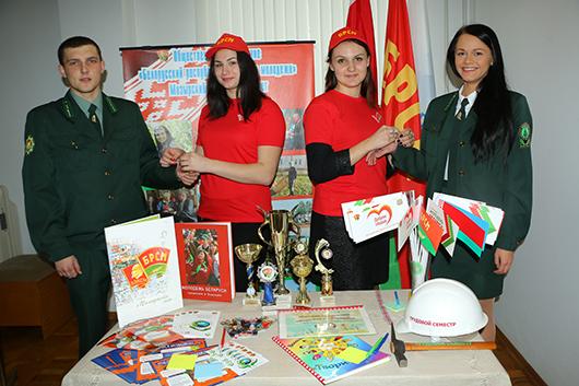 Молодые специалисты Мозырщины встретились с руководством района