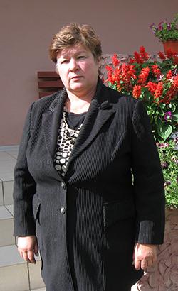 Галина Шведовская
