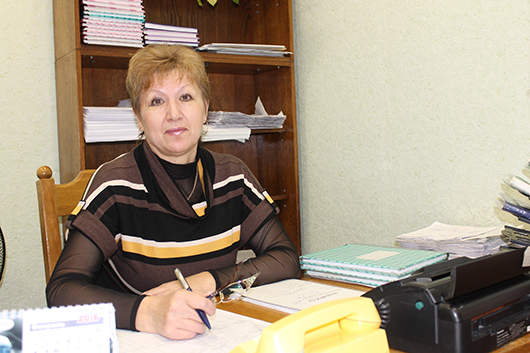 Мария Трошко