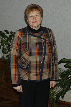 Елена Павлечко