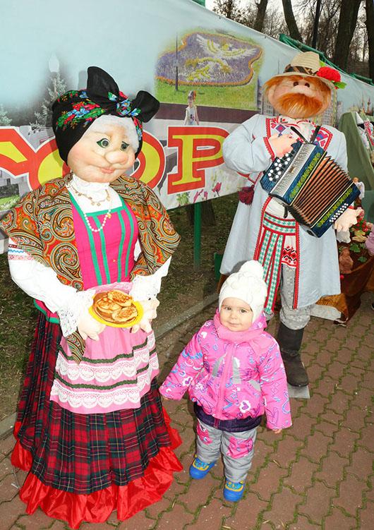 Масленница-2016 в Мозыре