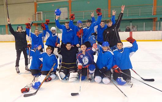 хоккей Мозырь
