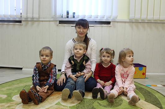 Мозырская студия детского развития «Пчёлка»