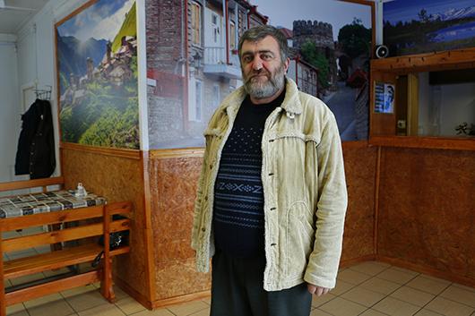 Гела АЛХАНИШВИЛИ