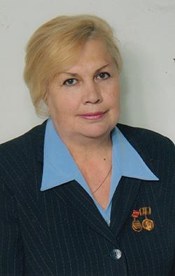 Валентина Прохоренко