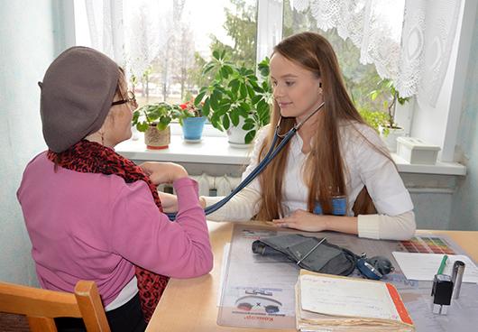 Екатерина Валерьевна Казакевич, врач-терапевт.
