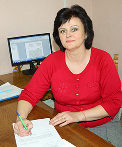 Лариса Криштопенко