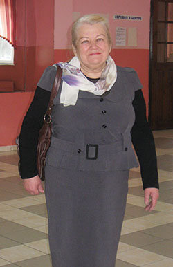 Надежда Денисенко