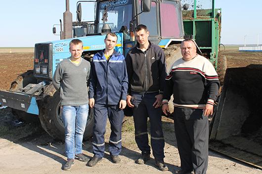 Дмитрий Панфиленко, Александр Клевец, Сергей Левицкий и Евгений Щуцкий