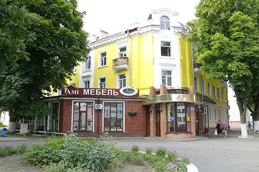 Магазин AMI мебель (Мозырь)