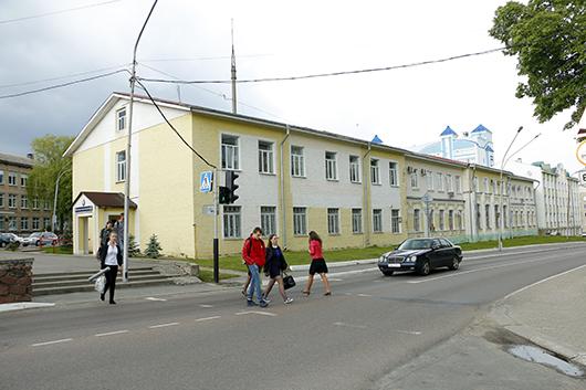 Улица Рыжкова (Мозырь)