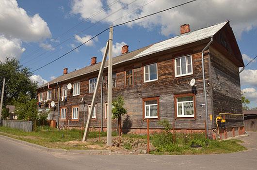 Улица Фрунзе (Мозырь)2