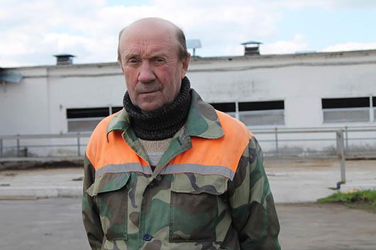 """В.М.Мишков: """"Работа у нас нелегкая, но интересная!"""""""