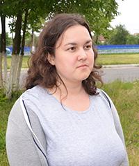 Екатерина Бычковская
