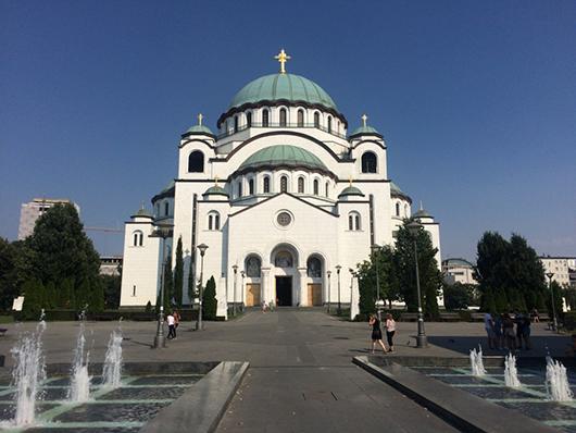 Собор святого Саввы (Сербия)