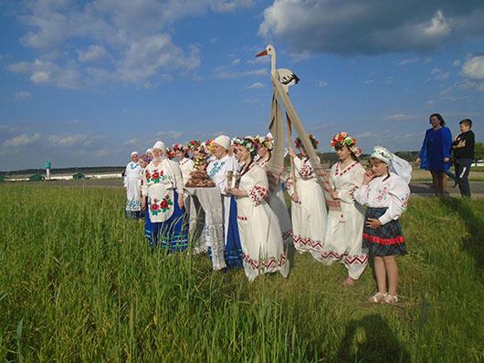 В Прудке прошел праздник Николая Чудотворца