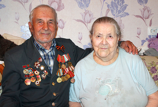 Михаил и Надежда Арещенко