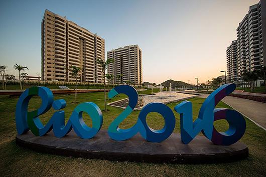 Rio 2016 Olympic Village Tour