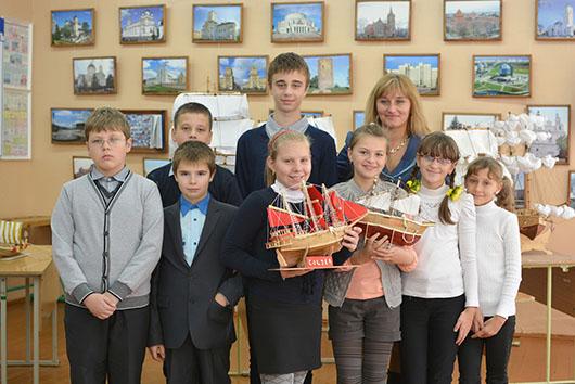 Мозырский центр технического творчества детей и молодежи9
