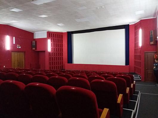 кинотеатр Мир (малый зал)