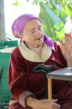 Ольга Силична Коноплич – чудесная рассказчица. Ее истории из жизни можно слушать бесконечно.