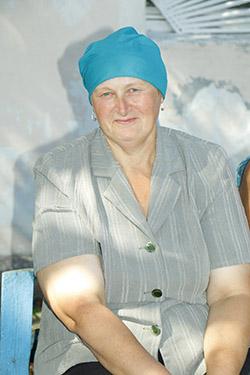 Дачница со стажем Любовь Михайловна Коноплич уверена: только в деревне можно по-настоящему почувствовать себя счастливой!