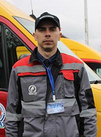 Андрей Захаренко