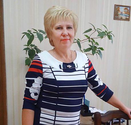 Анна Васильевна Степнова