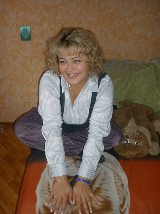 Елена Николаевна Лаврентьевна