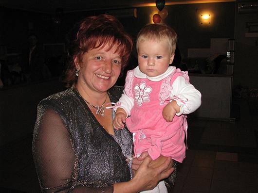 Татьяна Николаевна Каченя