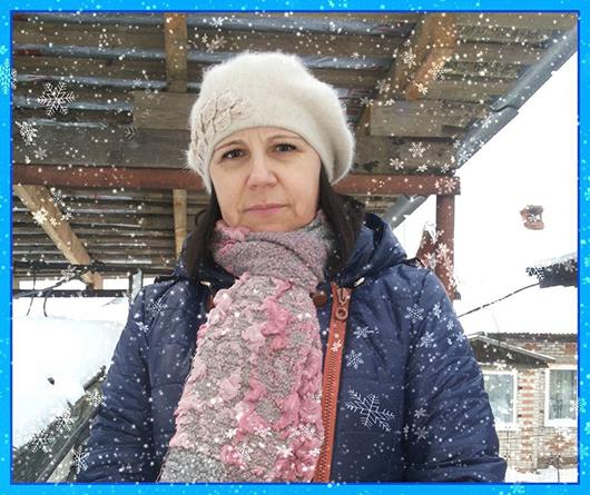 Мария Алексеевна Дикан