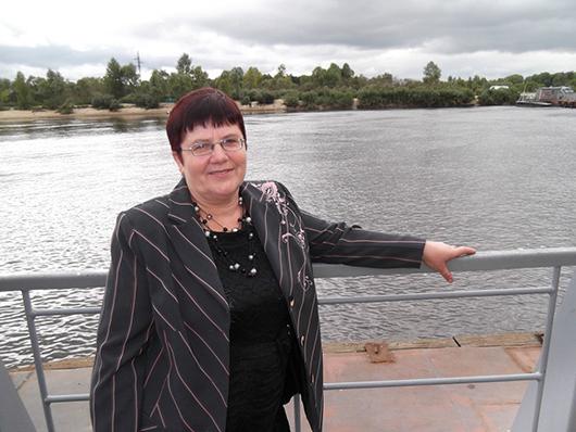 Мария Аркадьевна Скрипко