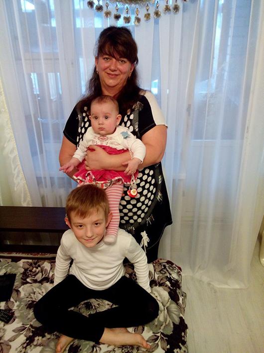 Наталья Николаевна Гончар