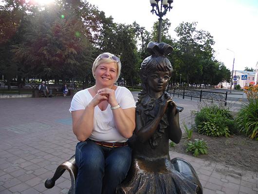 Наталья Николаевна Жигадло