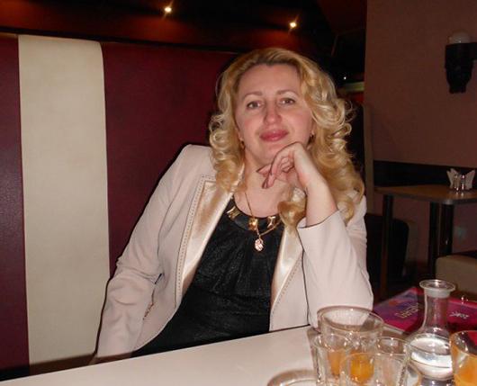 Оксана Петровна Гаруля