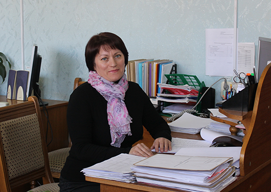 Татьяна Александровна ХРАМЦОВА