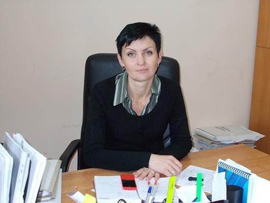 Татьяна Павловна Поседько