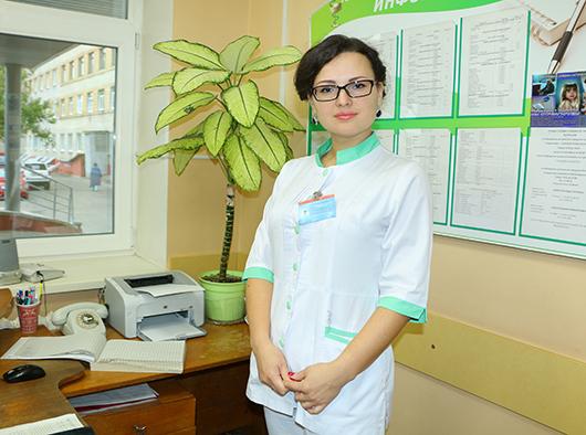 Наталья Комиссарова