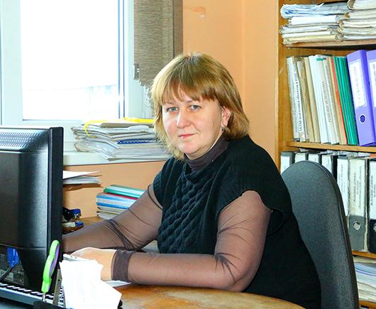 Ведущий инженер производственно-технического участка И.А.Позняк.