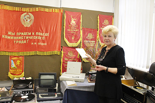 Тамара Петровна Гвоздева