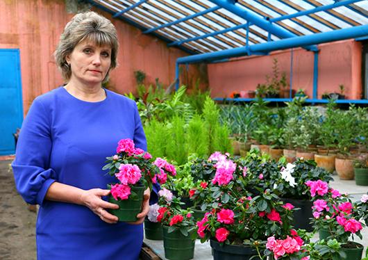 Лена Леонидовна Гнедько