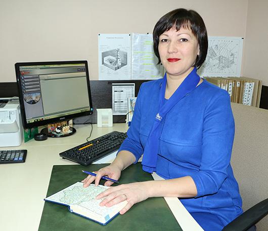 Ведущий специалист отдела урегулирования убытков Н.В.Скорик.