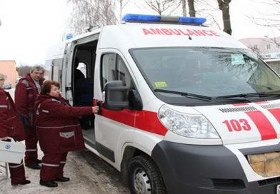 Почти 200 вызовов принимает в новогоднюю ночь мозырская «скорая помощь»