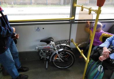 Мозыряне будут платить за багаж в городском автобусе!