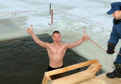 В Мозыре на Крещение Господне на реке Припять освятят воду