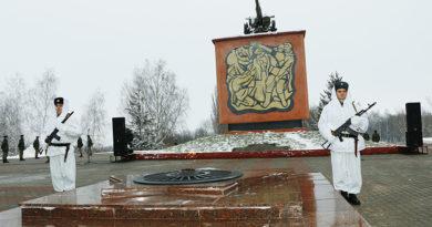 14 января — День освобождения Мозыря!