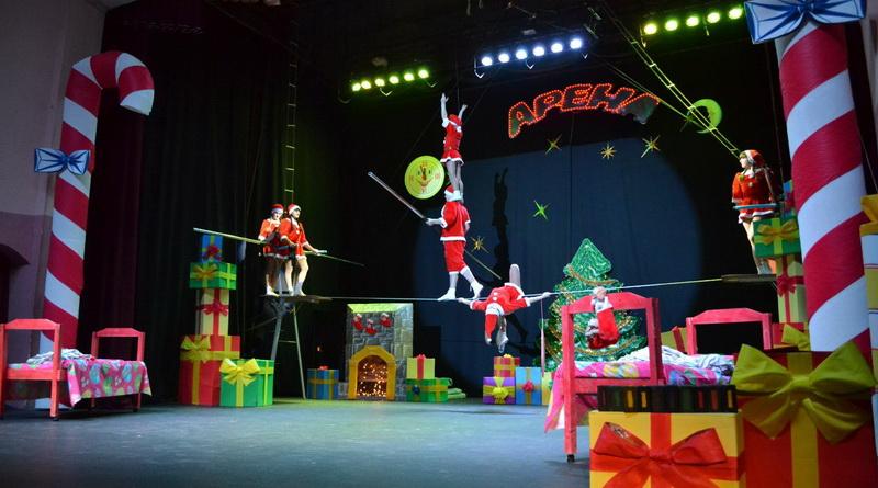 Юные циркачи из мозырской «Арены» покажут свое мастерство в Монте-Карло